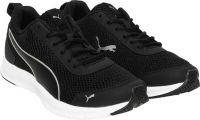 Puma Rapid Runner IDP Walking Shoes For Men  (Black)- Flipkart