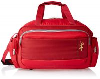 Skybags Cardiff Polyester 55 cms Red Travel Duffle (DFCAR55RED)- Amazon