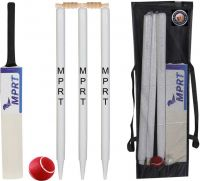 MPRT Wooden Cricket Kit For Tennis Ball Size 6 Combo For Age Group 13-15 Years Cricket Kit  (Bat Size: 6 (Age Group 13-15 Years))- Flipkart