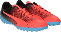 [Size 3, 4, 5] Puma Boys & Girls Lace Running Shoes  (Orange)- Flipkart