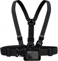 GoPro Body Strap Camera Mount (Black)- Flipkart