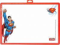 Superman Superman 2 in 1 Writing Board & Slate(Multicolor)- Flipkart