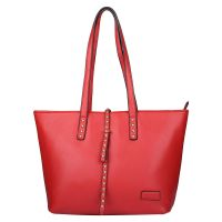 Giordano Women's Tote Bag (Red)- Amazon