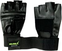 Star X Beginner Gym & Fitness Gloves  (Black)- Flipkart