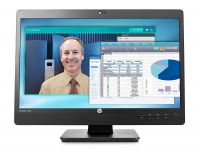 HP ProDisplay P222c 21.5-inch Full HD Video Conferencing Monitor with 720p HD Webcam and Integrated Speakers (Black)- Amazon