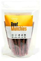 Chewers Beef Munchies Sticks Dog Treat, 250g- Amazon