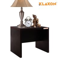 Klaxon Eagan Side Table (Matte Finish, Wenge)- Amazon