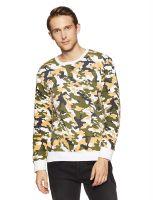 [Size M] Cloth Theory Men's Regular Fit Cotton Sweatshirt- Amazon