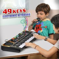 ADONAI 49 Keys Electronic Keyboard- Amazon