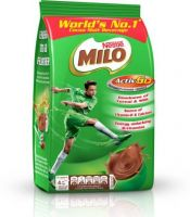 Nestle MILO Activ-Go Powder Pouch Nutrition Drink(400 g, Chocolate Flavored)- Flipkart